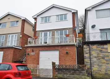 Thumbnail 3 bed detached house for sale in Turberville Road, Porth
