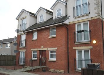 Thumbnail 2 bed flat for sale in 9B Omoa Road, Cleland, Motherwell