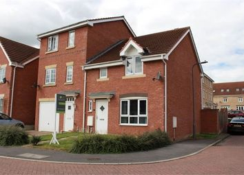 Thumbnail 3 bed end terrace house to rent in Beecher Stowe Drive, Brough With St Giles