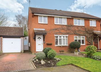Thumbnail 3 bedroom semi-detached house for sale in Arundel Grove, Perton, Wolverhampton