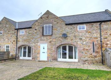 Thumbnail 2 bedroom terraced house to rent in Wandylaw, Chathill, Northumberland