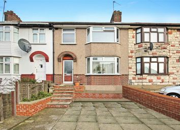 Thumbnail 3 bed terraced house to rent in Sunleigh Road, Wembley