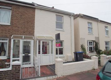 Thumbnail 2 bed cottage to rent in Cranworth Road, Broadwater, Worthing