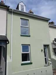 Thumbnail 3 bed cottage to rent in Roseacre Terrace, Brixham, Devon
