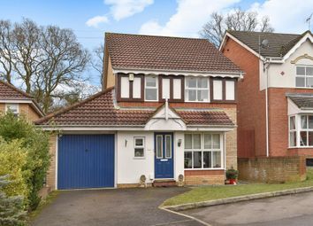 Thumbnail 3 bed detached house for sale in Heathside Park, Camberley