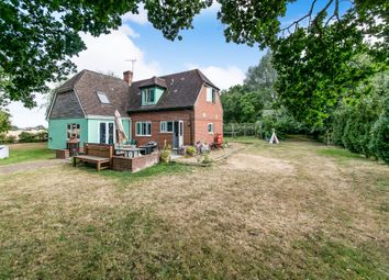 Thumbnail 3 bedroom detached house for sale in Hyde Wood Road, Little Yeldham, Halstead