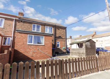 Thumbnail 3 bed terraced house for sale in Raby Avenue, Easington Colliery, Peterlee