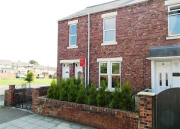 Thumbnail 3 bed flat to rent in Church Street, Dunston, Gateshead