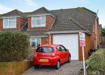 Thumbnail 3 bed semi-detached bungalow for sale in The Ridgway, Brighton