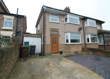 Thumbnail 3 bed semi-detached house for sale in Sandy Road, Liverpool, Merseyside