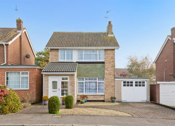 Thumbnail 3 bed detached house for sale in Orchard Road, Burgess Hill