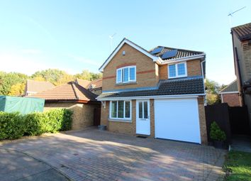 Thumbnail 4 bed detached house for sale in Marriott Chase, Taverham, Norwich