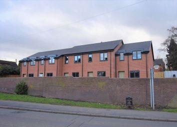 Thumbnail 2 bedroom terraced house for sale in Plot 1 Michaels Terrace, Waterloo Road, Hadley, Telford