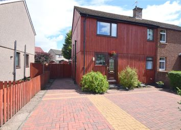 Thumbnail 3 bed semi-detached house for sale in Spinkhill, Laurieston, Falkirk, Stirlingshire