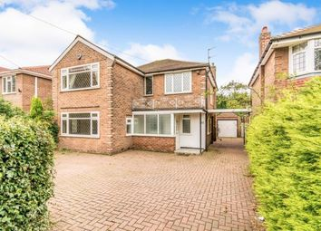 Thumbnail 4 bed detached house for sale in Wilbraham Road, Fallowfield, Manchester, Greater Manchester