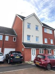 Thumbnail 4 bed mews house to rent in Jeremiah Road, Wolverhampton