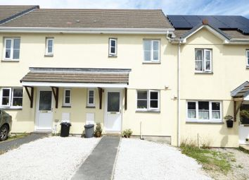 Thumbnail 2 bed terraced house for sale in Bury Close, Warbstow, Launceston