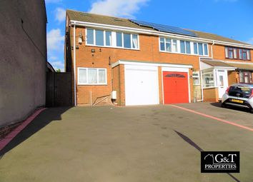 Thumbnail 3 bed semi-detached house for sale in Cinder Bank, Netherton, Dudley