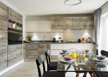 "Thumbnail 4 bed detached house for sale in ""The Pendlebury"" at Derwent Close, Stamford Bridge, York"