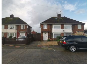 3 bed semi-detached house for sale in Burlington Road, Goring-By-Sea, Worthing BN12