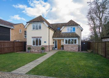 Thumbnail 4 bedroom detached house for sale in Lowfields, Little Eversden, Cambridge
