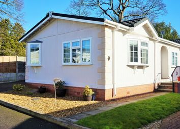 Thumbnail 2 bedroom mobile/park home for sale in Homelands, Ketley Bank Telford