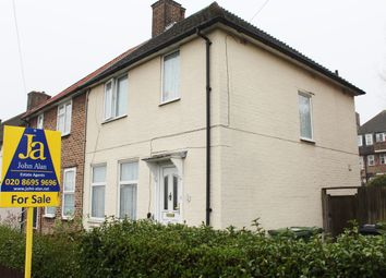 Thumbnail 3 bed semi-detached house for sale in Southend Lane, London