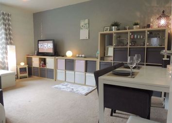 Thumbnail 2 bedroom flat for sale in Dunvegan Road, Hazel Grove, Stockport