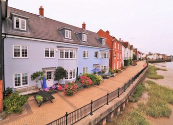 Thumbnail 6 bed town house for sale in West Quay, Wivenhoe, Essex