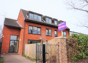 Thumbnail 3 bed flat for sale in Bow Lane, London