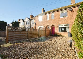 Thumbnail 2 bed terraced house for sale in Heath Road, Colchester