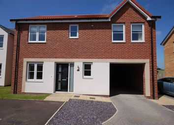 Thumbnail 4 bed detached house for sale in Coppice Place, Palmersville, Newcastle Upon Tyne