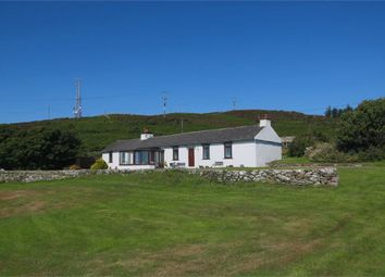 Thumbnail 3 bed detached bungalow for sale in South Stack, Holyhead, Anglesey