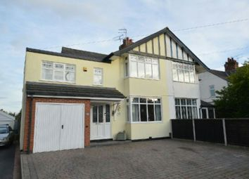 Thumbnail 3 bedroom semi-detached house for sale in Cork Lane, Glen Parva, Leicester