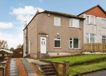 Thumbnail 3 bed flat for sale in Crofthouse Drive, Croftfoot, Glasgow