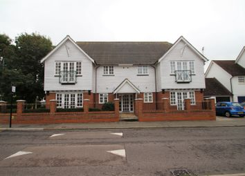 Thumbnail 2 bed flat to rent in Old Ferry Road, Wivenhoe, Colchester, Essex