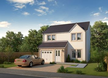 Thumbnail 3 bedroom detached house for sale in Levenbank Drive, Leven, Fife