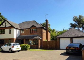 Thumbnail 5 bedroom detached house to rent in Brampton Road, Woodcote Park, Wisbech