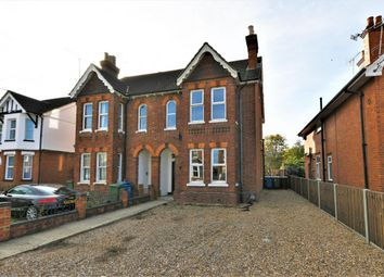 Thumbnail 4 bed semi-detached house for sale in Park Road, Farnborough