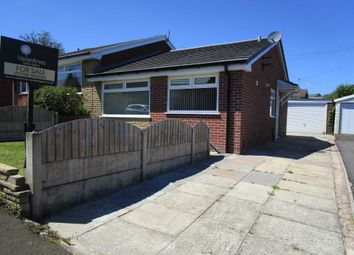 Thumbnail 2 bedroom semi-detached bungalow for sale in Brandon Crescent, Shaw, Oldham