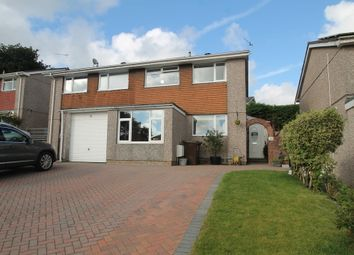 Thumbnail 3 bed semi-detached house for sale in Plover Rise, Ivybridge