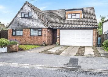 Thumbnail 3 bed detached house for sale in Ripley, Woking, Surrey