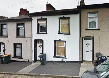 Thumbnail 3 bed terraced house to rent in West Street, Baneswell, Newport
