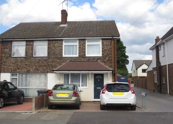 Thumbnail Semi-detached house for sale in Kingsbury Avenue, Dunstable