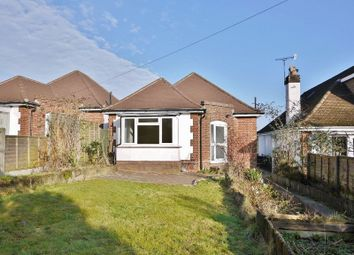 Thumbnail 2 bedroom detached bungalow for sale in Hastings Road, Pembury, Tunbridge Wells