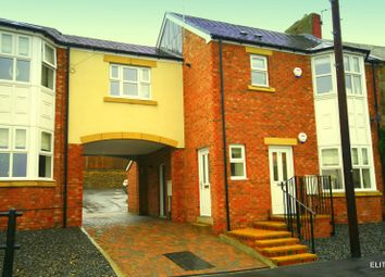 Thumbnail 2 bed flat to rent in Front Street, Witton Gilbert, Durham