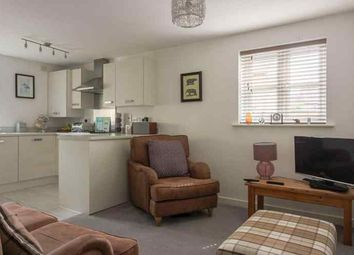 Thumbnail 1 bed flat for sale in Chepstow Court, Barleythorpe, Oakham