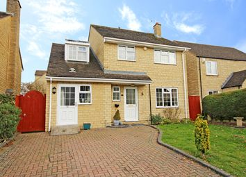 Thumbnail 4 bed detached house for sale in Eton Close, Witney