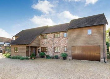 Thumbnail 5 bed detached house for sale in Hunters Yard, Riseley, Bedford, Bedfordshire