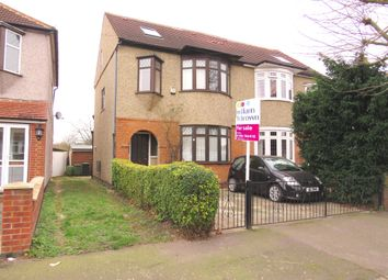 Thumbnail 4 bed semi-detached house for sale in Maybrick Road, Hornchurch